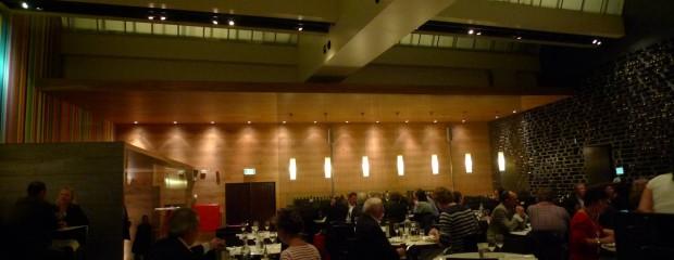 Brasserie Harkema interior 2