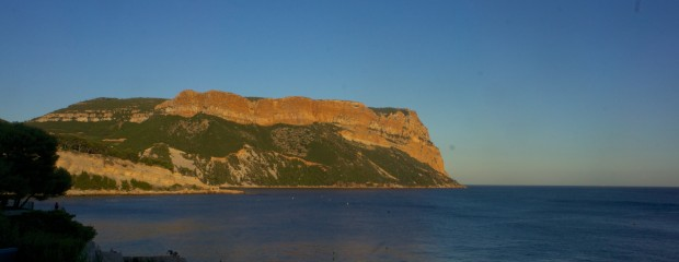 View from Hotel La Plage Mahogany