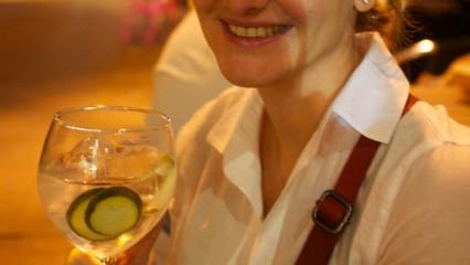 Gin Tonic Balloon Glass